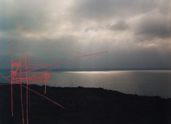 paesaggi improbabili 2011 #16_C-print + cucito 50x70 ©stefaniaberetta